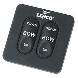 TACTILE TRIM TAB CONTROL SWITCH