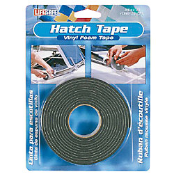 VINYL FOAM HATCH TAPE 3/4IN X 7FT