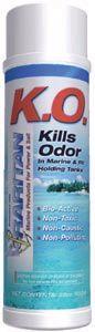 Kills Odor Holding Tank Treatment from Raritan