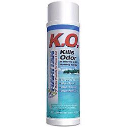 K.O. KILLS ODORS, 22 OUNCE