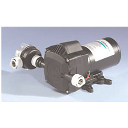 UNIVERSAL PUMP 2OUTLETS 2.5GPM