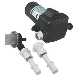UNIVERSAL PUMP 6 OUTLETS 5.0GPM