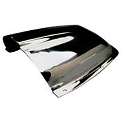 STAINLESS CLAM SHELL VENT (LARGE)