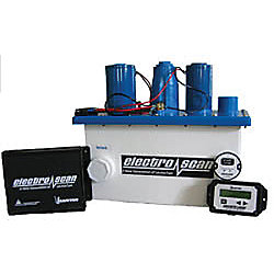 24V ELECTR0/SCAN TREATMENT SYSTEM