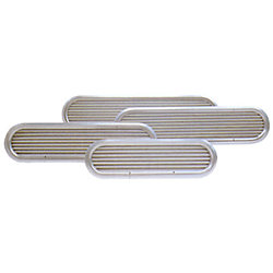 LOUVERED AIR SUCTION VENT ASV 80