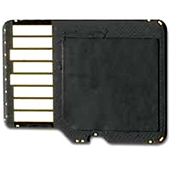 CHART 256MB MICROSD BLANK CHIP