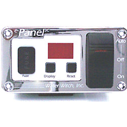ON/OFF SEALED ROCKER SWITCH(PLASTIC