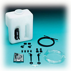 COMPLETE WINDSHIELD WASHER KIT