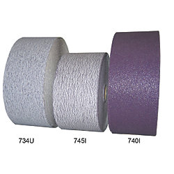 "Hookit 4-1/2"" Purple Sheet Rolls - 734U, 745I, 740I"