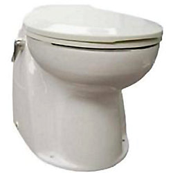 24 VOLT ATLANTES TOILET  WHITE