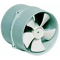 EXTRACTION VENTILATOR 12V 7IN