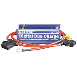 DIGITAL DUO CHARGE 30AMP MAX