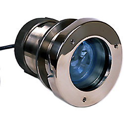 2IN 12V XENON SS UNDERWATER LIGHT