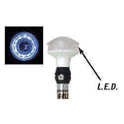 12V 48IN OMEGA LED FOLDING POLE LIGHT