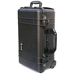 1510 BLK CARRY ON CASE 20X11X8IN