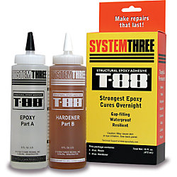 0.5GA T-88 NON SHRINK ADHESIVE KIT