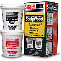 QT SCULPWOOD PASTE KIT