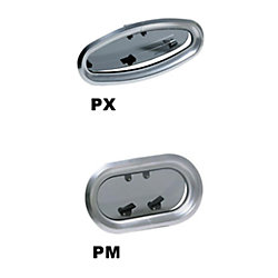 MOSQUITO SCREEN FOR PORTHOLE PX57