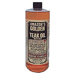 16 FLOZ AMAZON GOLDEN TEAK OIL