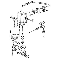 015461 PUMP ASSEMBLY FOR 1460