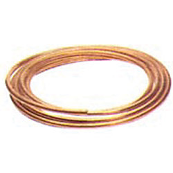 COPPER TUBING 15 X 18MM X 33FT