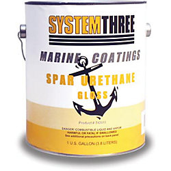 QT GLOSS SPAR URETHANE VARNISH