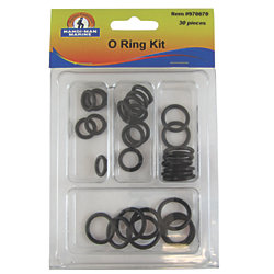 O-RING KIT, 30 PIECE