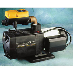 STINGRAY SALTWATER PRES. PUMP 115V