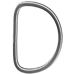 D RING, 1/4 X 2IN