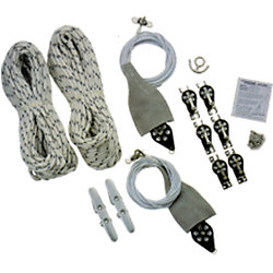 SCH 99-63 LAZY JACK KIT 30FT-36FT BOATS