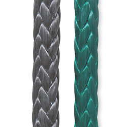 1/4IN GRY AMSTEEL 12 STRAND (600)