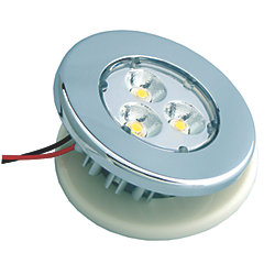 SATURN 45W RECESSED LED RED/WHT