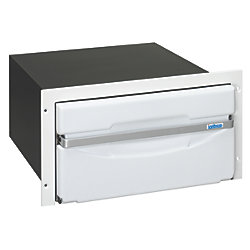 DRAWER FRIG 1.3CU DC ONLY, BLK DOOR