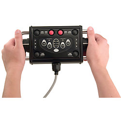 PLUG-IN HANDHELD REMOTE W/25FT CABLE