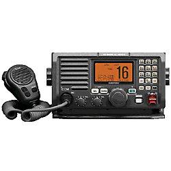 WTRPRF VHF DSC BLACK 2-WAY HAILER