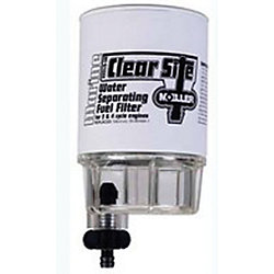 CLEAR SITE FUEL/H20 REPLACEMENT FILTER