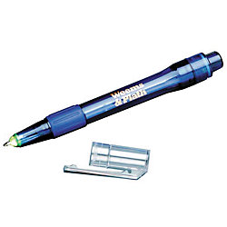 LED LIGHT PEN TRANSLUCENT BLUE