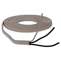 6/3 WHT FLAT TINNED COPPER WIRE (500)