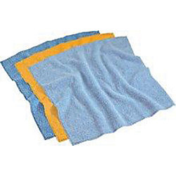 MICROFIBER TOWELS VARIETY 3 PACK