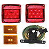 V940 Submersible LED Trailer Light Kit