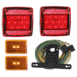 LED TRAILER LIGHTING KIT (840)