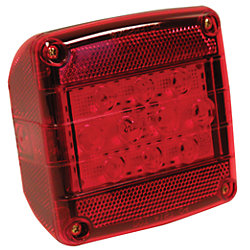 LED STOP & TAIL 4.5INX4.5INX2IN