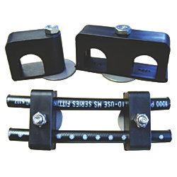 1IN HOSE & CABLE CLAMP DOUBLE