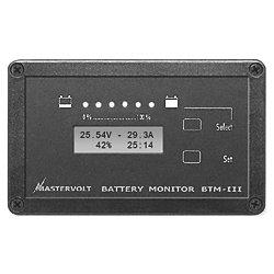 MASTERLINK/BTM III 12/24VDC MONITOR