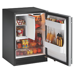 ECHELON REFRIG/FREEZER BLK 5.7CU FT