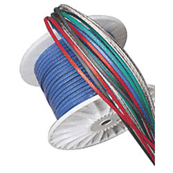 16 YEL TINNED COPPER WIRE (100)