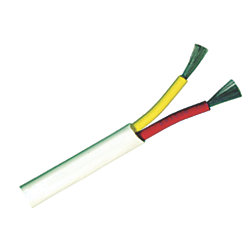 Duplex safety cable round east penn fisheries supply for Outboard motor safety cable
