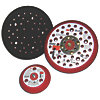 5IN CLEAN SAND HOOKIT PAD 5/16-24