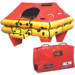 OFFSHORE ELITE 6V LIFE RAFT
