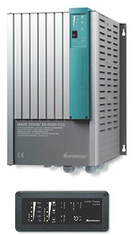 Mass Combi Inverter/Charger from Mastervolt